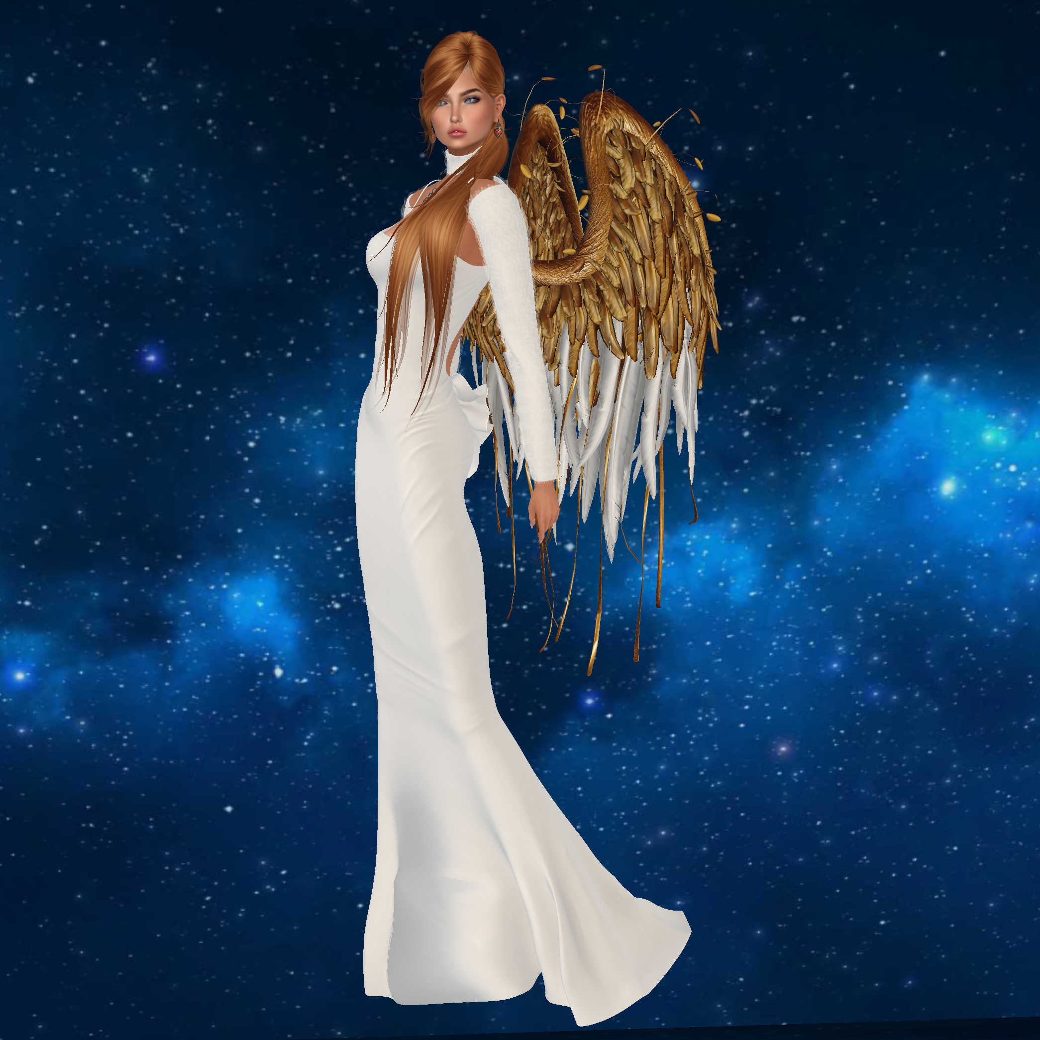 A VALENTINE ANGEL 1